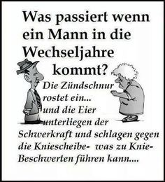 funpot: Mann kommt in Wechseljahre.jpg von Nogula funpot: Mann kommt in Wechseljahre.jpg von Nogula The post funpot: Mann kommt in Wechseljahre.jpg von Nogula appeared first on Home decor. Good Morning Funny, Morning Humor, Funny Facts, Funny Quotes, Humorous Sayings, Funny Pins, Man Humor, Nova, Comedy