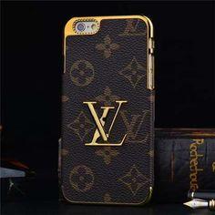 ルイ・ヴィトン/グッチブランドiPhone6sスマホケース iPhone6 Plusゴールドマークケース ギャラクシーs6ハードケース