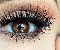 Forget Fake Eye Lashes – Do This Instead