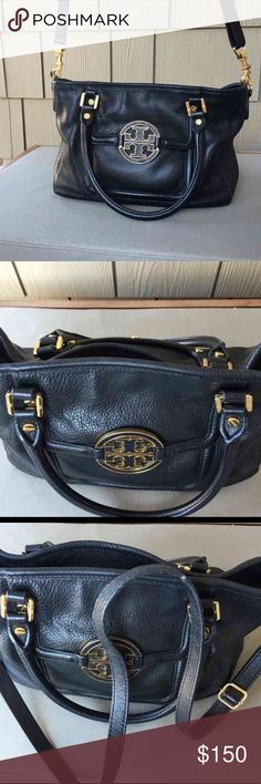 Tory Burch Amanda crossbody bag Gently used Tory Burch Bags Shoulder Bags