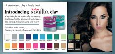 Souffle Clay is Here!!! http://www.sculpey.com/product/souffle/