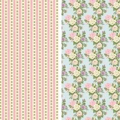 Download and print the FREE Rose Collection B papers.