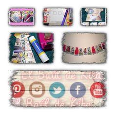 Guirnalda o Banderines en Forma de Vestido, un DIY con revistas, publicidad de supermercados o catálogos de productos, una propuesta nueva.