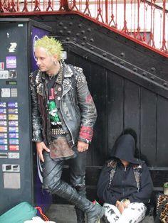 Soda pop punk by Mysko.deviantart.com on @DeviantArt