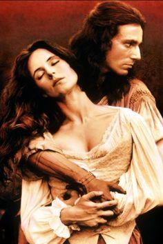 Le Dernier des mohicans - Madeleine Stowe - Daniel Day-Lewis