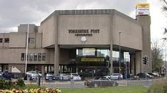 Yorkshire Post building - I worked at this big and august newspaper company for a while some years ago and it's announced today they're moving to a smaller place. Amazing how quickly the newspapers have been battered by the internet. Old Pictures, Old Photos, Leeds City, Beeston Leeds, Yorkshire Evening Post, Bbc Weather, West Cornwall, Small Places