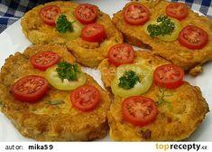 Bruschetta, Hamburger, Muffin, Toast, Pizza, Breakfast, Ethnic Recipes, Food, Puertas