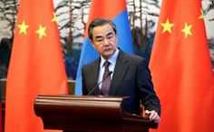 MILITARY force cannot resolve tension over North Korea, China said on Thursday, while an influential Chinese newspaper urged the North to halt its nuclear programme in exchange for Chinese protection. Chinese Newspaper, North Korea, Opportunity, Politics, Peace, China, World
