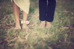 Flower anklet <3