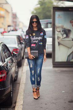 Roberta - Carolines Mode | StockholmStreetStyle