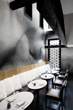 Kinugawa Restaurant (Paris, France) by Gilles, architects