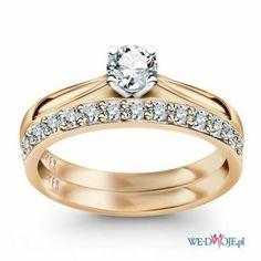- Pierścionki i obrączki 2w1 > Biżuteria ślubna