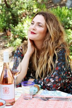 """Drew Barrymore: """"I Want to Be the Rock That Floats"""""""
