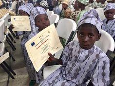 Atiku's University graduates 300 Almajiri children in partnership with the European Union Germany and Denmark http://ift.tt/2zpIsUt