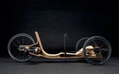 Cool Electrical Recumbent Bike is Driven by Cordless Screwdriver : TreeHugger