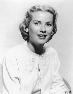 young Grace in 1952