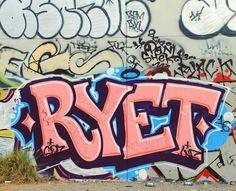 RYET @rodney5150 _______________________ #madstylers #graffiti #graff #style #stylewriting #summer #sprayart #graffitiart