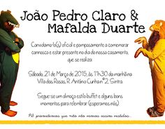"Check out new work on my @Behance portfolio: ""wedding invitations: Mafalda & João"" http://be.net/gallery/34134289/wedding-invitations-Mafalda-Joao"