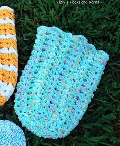 ~ Dly's Hooks and Yarns ~: ~ 'Bippity Bop' preemie baby cocoon ~