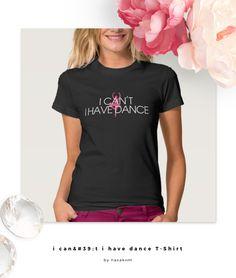 ballet pointe dance t shirt