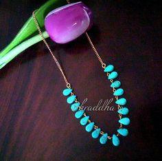 Fancy Jewellery, Jewelry, Turquoise Necklace, Fashion, Moda, Jewlery, Jewerly, Fashion Styles, Schmuck