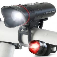 Superbright Bike Light USB Rechargeable LED – Free Taillight Included- Cycle Torch Shark 500 Set - 500 Lumens - Fits All Bikes, Hybrid, Road, MTB, Easy Install & Quick Release Bicycle Lights, Bike Light, Bicycle Headlight, Light Cycle, Led Tail Lights, Bicycle Maintenance, Cool Bike Accessories, Bike Seat, Electric Bicycle