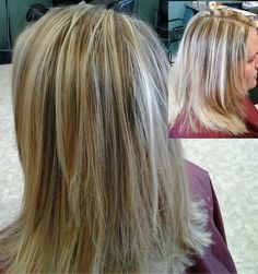 weaved highlights