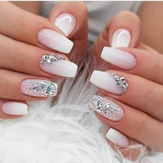 If you also mention a friend. TAG yours Friends. if you want me to promote you write me . # naildegel nails # nails # perfect nails # nails View this post … Ombre Nail Designs, Pretty Nail Designs, Pretty Nail Art, Nail Art Designs, Acrylic Nails Designs Short, Acrylic Nail Designs For Summer, Coffin Nails Designs Summer, Silver Nail Designs, Natural Nail Designs