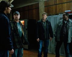 'Supernatural' Season 11 Spoilers: Bobby & Rufus Are Back! Throwback Episode In The Works