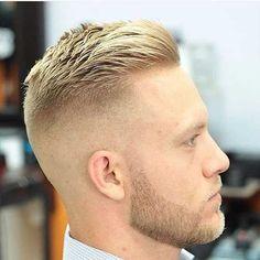 6.Moderno corte de pelo para Hombres