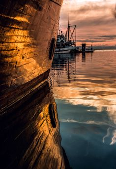 Dreaming For Another Day | Steveston Harbor | Canada | Photo By Carol How