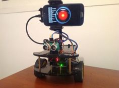 Arduinoid Mk I   Let's Make Robots!
