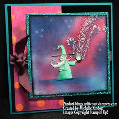 Magical Day Wizard – Stampin' Up! Card