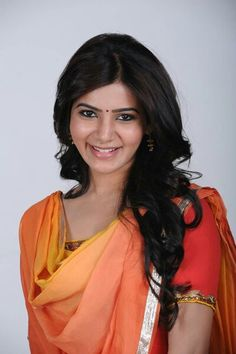 Samantha Ruth Prabhu (Telugu/Tamil actress)