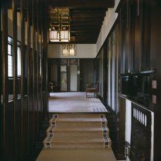 Hill House - Mackintosh 1902