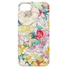 Neon Watercolor Flower iPhone Case iPhone 5 Covers by momentaldesigns Pretty Iphone Cases, Iphone 5c Cases, 5s Cases, Iphone 4s, Samsung Cases, Ipod, Watercolor Flowers, Original Artwork, Rice