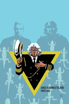 Archer & Armstrong (2012) #20 Walsh Cover - Valiant - W.B.