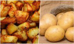 Tajný trik na pečené brambory mé babičky: Když je dáte do trouby takto, věřte, že na hranolky si už nikdy nevzpomenete! – domácí tipy a triky