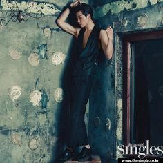 VIXX celebrity magazine | twenty2 blog: Kim Jae Wook in Singles August 2013 | Fashion and Beauty