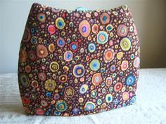 Embroidered Owl Tea Cosy in Kaffe Fassett Fabrics by RichardAndSon