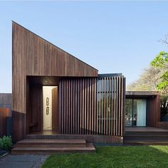 """2,825 Me gusta, 39 comentarios - Australian Architecture (@australian_architecture) en Instagram: """"Humble House by Coy Yiontis Architects: Barwon Heads, VIC www.cyarchitects.com.au or @coyyiontis…"""""""