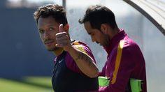 Besiktas confirm talks to sign Barcelona's Adriano