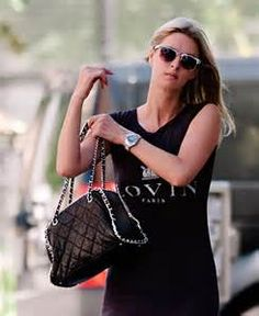 184efd14198f channel bag - Bing images Channel Bags, Nicky Hilton, Celebs, Celebrities,  Celebrity