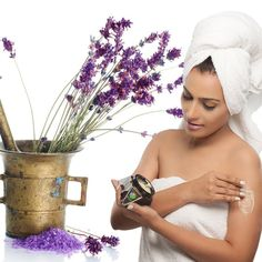 Do you have a good body scrub? An essential for maintaining healthy, smooth skin, GoAyur #Lavender body scrubs are a must-have  on your shower menu. The combination of cleansing, exfoliation, and massage provides benefits that go beyond what a bar of soap can do.  #BodyScrub #ExfoliateSkin #ExfoliatingScrub #NaturalSkincare #LavenderOil #BodyMoisturizer