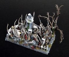 The Warhammer Forum • View topic - WHO ARE YOU CALLING PANSIES?!! A High Elf army *PICS ADDED*
