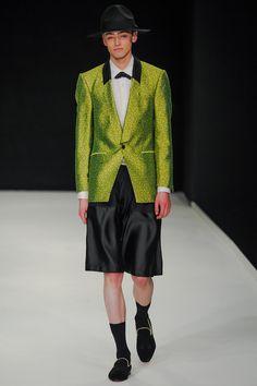E. Tautz | Spring 2014 Menswear Collection | Style.com
