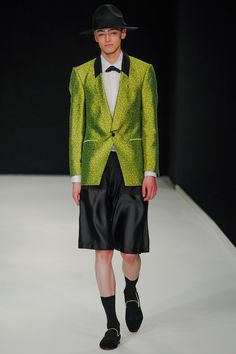 E. Tautz | Spring 2014 Menswear Collection | Style.com