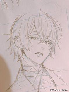 Cartoon Drawing Tips - Drawing On Demand Drawing Base, Manga Drawing, Manga Art, Manga Anime, Anime Art, Anime Drawings Sketches, Anime Sketch, Art Drawings, Pencil Drawings