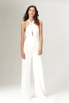 The new Savannah Miller wedding dresses have arrived! Take a look at what the latest Savannah Miller collection has in store for newly engaged brides. Savannah Miller, Top Wedding Dresses, Wedding Dress Trends, Bridal Dresses, Bridal Outfits, Wedding Gowns, Wedding Pantsuit, Wedding Jumpsuit, Bridal Fashion Week