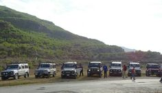 JBK Land Rovers Defenders Galore